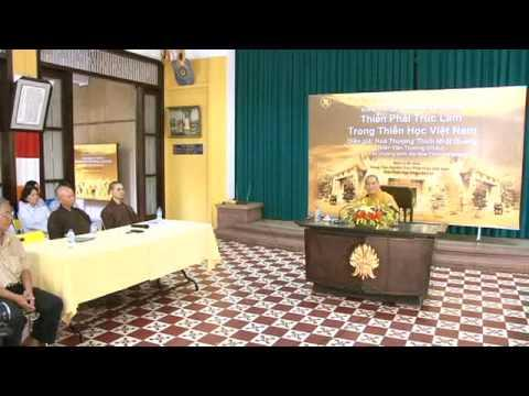 Thiền phái Trúc Lâm trong thiền học Việt Nam