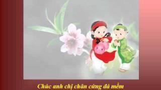 GĐPT - TẾT ĐẾN RỒI ! - Nhạc Võ Tá Hân - Thơ Tuệ Kiên