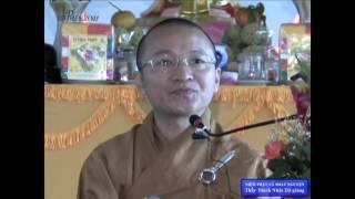 Niệm Phật Và Phát Nguyện - Phần 1/2 (16/02/2008) video do Thích Nhật Từ giảng