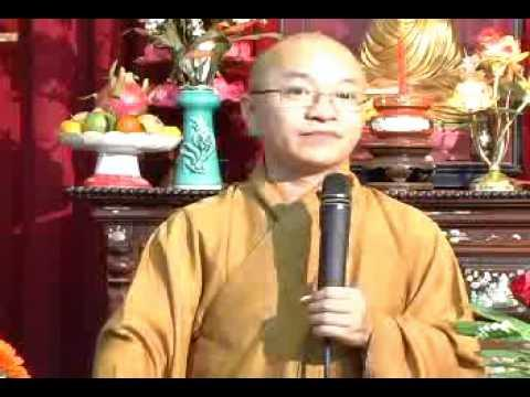 Đối thoại triết học: Đạo đức trong tái sinh (18/11/2006) video do Thích Nhật Từ giảng
