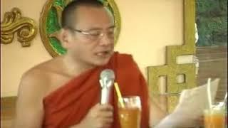 Khóa thiền Tứ Niệm Xứ - Vipassana - 2008 - TS Khánh Hỷ - Bài 9/9