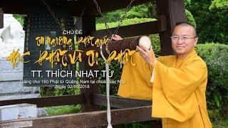 Tín ngưỡng Phật giáo - Học Phật và tu Phật