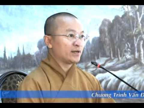 Vấn đáp: Các Câu Hỏi Khó Trả Lời (24/07/2009) video do Thích Nhật Từ giảng