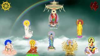 Sự Tích Phật A Di Đà Và Bảy Vị Bồ Tát