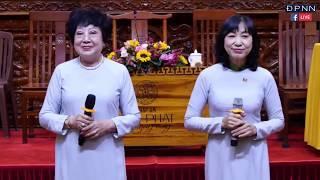 Ca khúc: DUYÊN DÁNG ÁO LAM - Song ca: Tịnh Tâm & Lan Anh