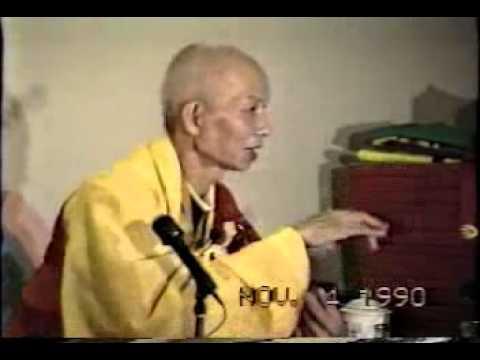 Video3 - 13/23 Kiến tánh có thành Phật chưa? - Thiền sư Duy Lực