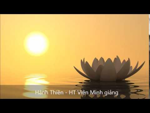 Hành Thiền