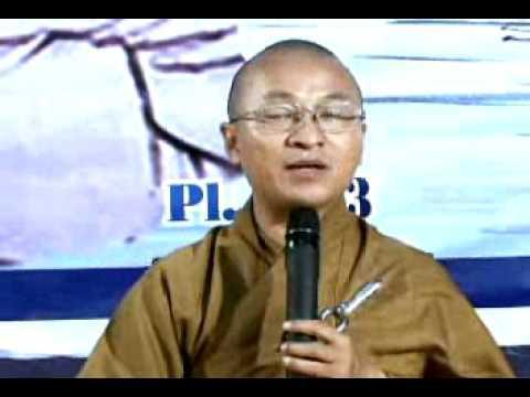 Hạnh Phúc Khi Còn Mẹ Cha (03/09/2009) video do Thích Nhật Từ giảng