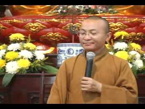 Vấn đáp trong pháp thoại (18/10/2008) video do Thích Nhật Từ giảng