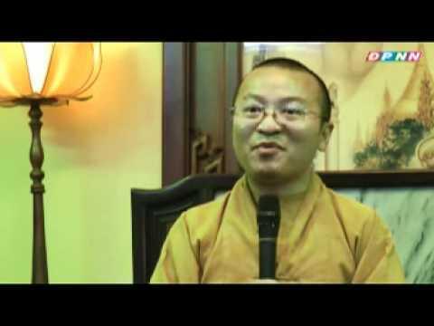 Nói không với nỗi đau hôn nhân (24/07/2011) video do Thích Nhật Từ giảng