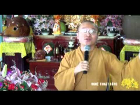 Nghệ thuật sống (28/01/2012) video do Thích Nhật Từ giảng