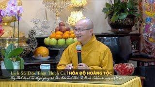 Lịch Sử Đức Phật Thích Ca | Hóa Độ Hoàng Tộc