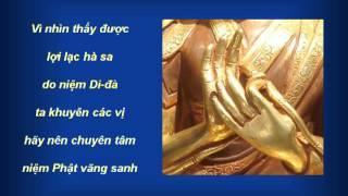 Lễ Nhạc Phật Giáo: Trường Ca Kinh A Di Đà