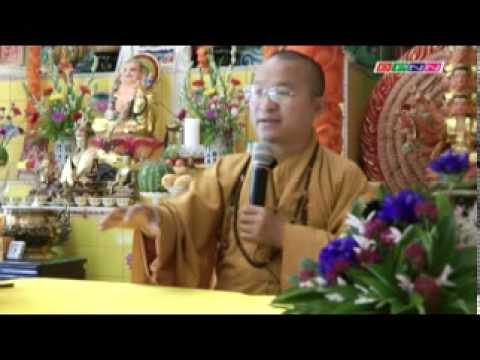 Tỳ ni nhật dụng 01: Thực tập hạnh phúc buổi sáng (21/06/2011) video do Thích Nhật Từ giảng