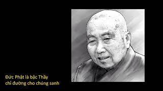 Phật là bậc thầy chỉ đường