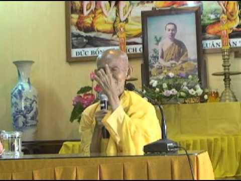 Thuyết giảng tại Tịnh Xá Ngọc Viên - 05/06/2011