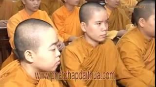 Tịnh xá Ngọc Phương - 13.07.2012 - HT. Thích Từ Thông - Như Huyễn Thiền Sư
