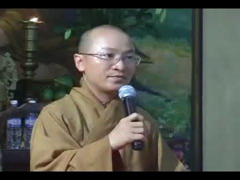 Đạo Phật Và Tuổi Trẻ - Phần 2/2 (17/10/2008) video do Thích Nhật Từ giảng