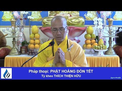 Phật Hoàng đón tết