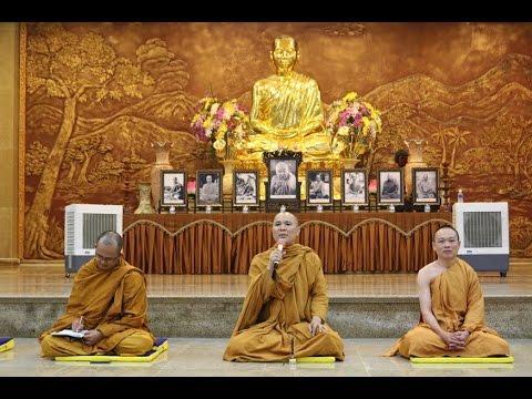 Tuổi Trẻ Và Đạo Phật lần 4