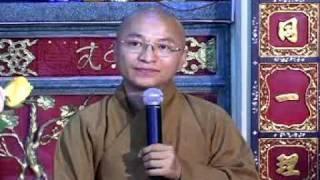 Lương tâm (28/09/208) video do TT.Thích Nhật Từ giảng