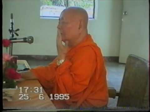 Dạy Thiền Tứ Niệm Xứ 2