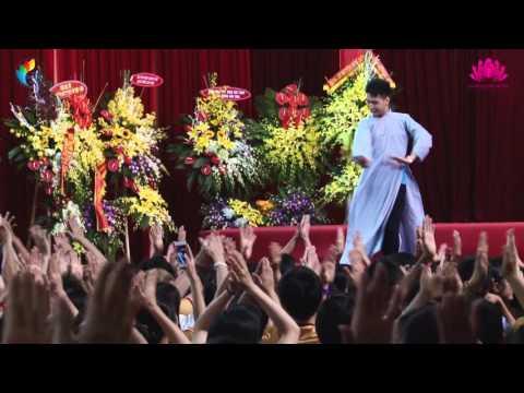 Phật là ánh từ quang_Trại Sinh_Hội trại tập huấn TNPT 2015