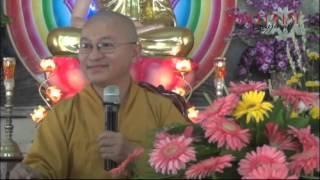 Thực Tập Của Phật Tử Tại Gia (02/06/2013) video do Thích Nhật Từ giảng