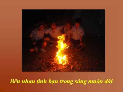 GĐPT - BÊN ÁNH LỬA HỒNG - Nhạc Võ Tá Hân - Thơ Tuệ Kiên