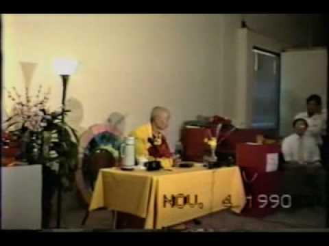 Video3 - 04/23 Khai Thị Phương Pháp Tự Ngộ 3/3 -Thiền sư Duy Lực