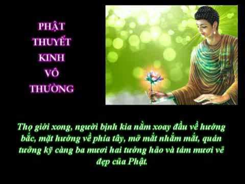 Phật Thuyết Kinh Vô Thường (Có Phụ Đề)