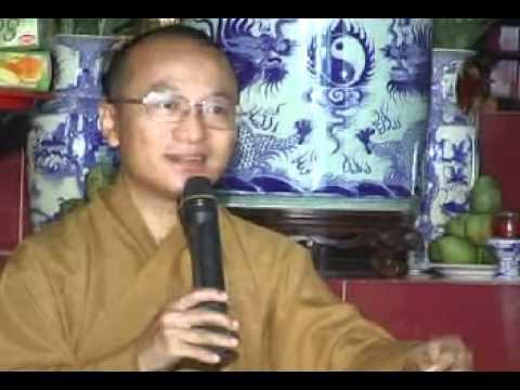 Văn hóa Đình và Chùa (29/06/2008) video do Thích Nhật Từ giảng