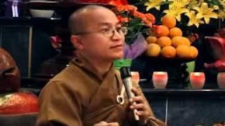 Nội Kết Tình Thâm - Phần 2/2 (26/05/2006) video do Thích Nhật Từ giảng