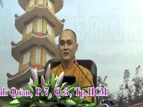 Phật Tử Tại Gia 21: Giới Không Sát Sanh (phần 2)
