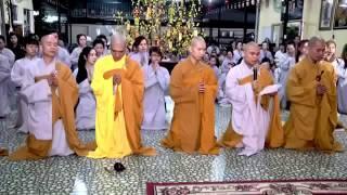Đón tết 2016 chùa Pháp Tạng