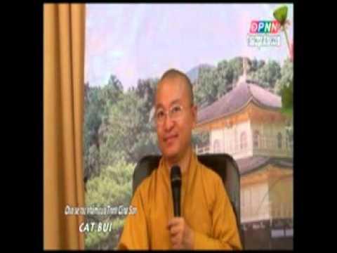 Cát Bụi (22/07/2012) video do Thích Nhật Từ giảng