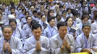 Tụng Kinh Phật Căn Bản trong khóa Tu Ngày An Lạc
