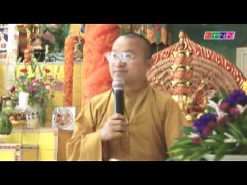 Tỳ ni nhật dụng 03: Lên chùa lễ Phật (23/06/2011) video do Thích Nhật Từ giảng
