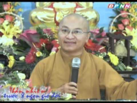 Thản nhiên trước tám ngọn gió đời (11/09/2011) video do Thích Nhật Từ giảng
