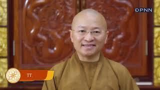 TT. Thích Nhật Từ trả lời các câu hỏi liên quan đến việc quản lý tiền công đức ở chùa