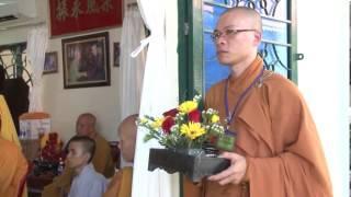 Lễ Vu Lan 2013 (1) - Chùa Long Hương - Đại Đức Thích Tuệ Hải