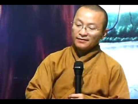 Kinh trung bộ 115:Chân dung người trí (23/11/2008) video do Thích Nhật Từ giảng