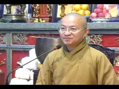 Rủ bỏ và đứng lên (30/11/2009) video do Thích Nhật Từ giảng