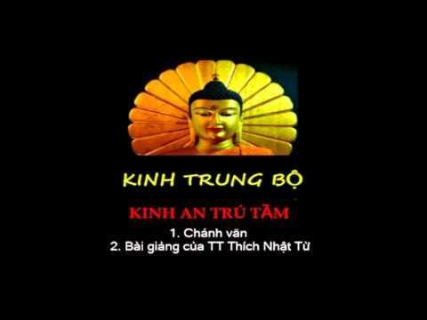 Kinh Trung Bộ - Kinh an trú tầm. MP3