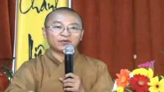 Kinh niệm Phật ba la mật 7: Niệm Phật và trì chú - Phần 1/2  (12/12/2008) Thích Nhật Từ giảng
