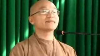 Vượt qua chính mình (13/02/2007) video do TT Thích Nhật Từ giảng