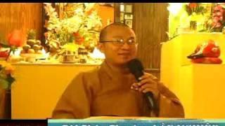 Lập Nghiệp - Phần 2/2 (22/07/2007) video do TT. Thích Nhật Từ giảng