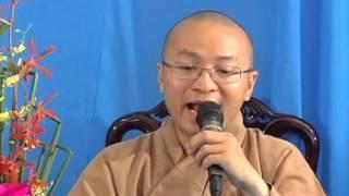 Gương hiếu của Phật (09/08/2006) video do Thích Nhật Từ giảng