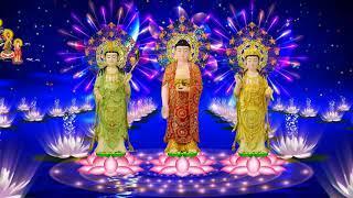 """Nhạc """"Niệm Phật 6 Chữ"""" (Tiếng Hoa) (Namo Amituofo)"""