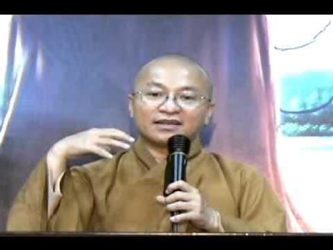 Bát Đại Nhân Giác 08: Phát tâm Đại Thừa (25/07/2010) video do Thích Nhật Từ giảng